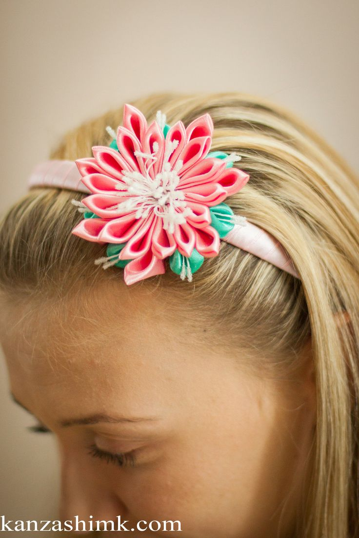 Diy Youtube Halloween Costume: 1000+ Images About Kanzashi / Video Tutorial / DIY On