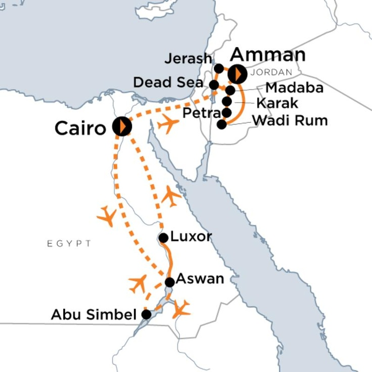 Best Archaeological Maps Images On Pinterest Archaeological - Detailed map of egypt and jordan