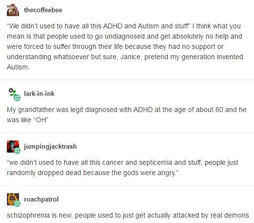 Reddit - tumblr - Tumblr on history of psychiatry | Things | Funny