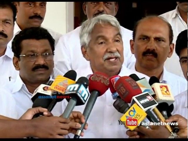 All responsibility on Vizhinjam Contract is on me, ready to face investigation; Says Oommen Chandy
