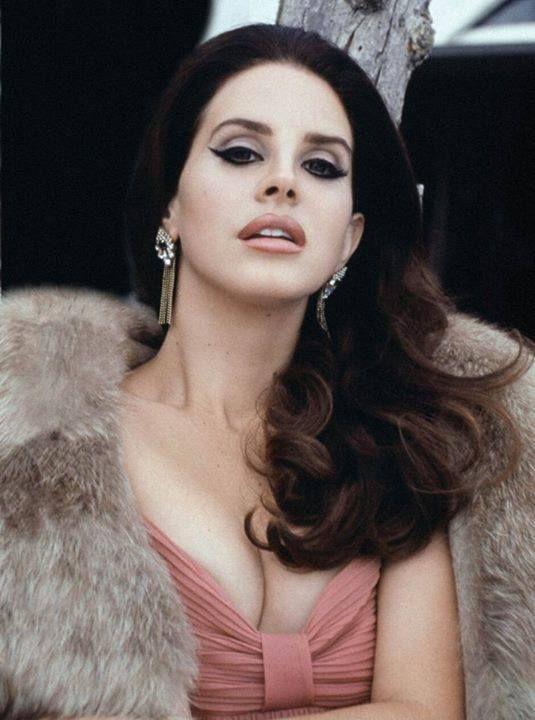 Lana Del Rey for Galore Magazine #LDR