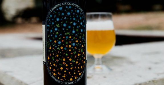 Elements of Composition Blend 1 by Jester King, Sante Adairius and De Garde releases 2/23