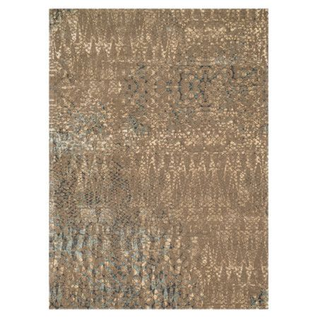 Abstract Neutral Rug Floored Pinterest Wool Dining