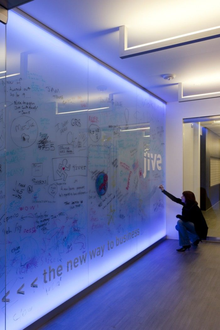 Jive Softwares Palo Alto Offices / RMW Architecture Interiors