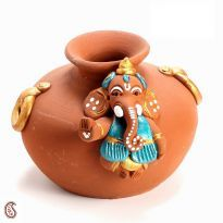 Get best deals on Ganesh Festival Decoratives like matki, statue, thali etc at Rediff Shopping, one of the leading online stores in India.