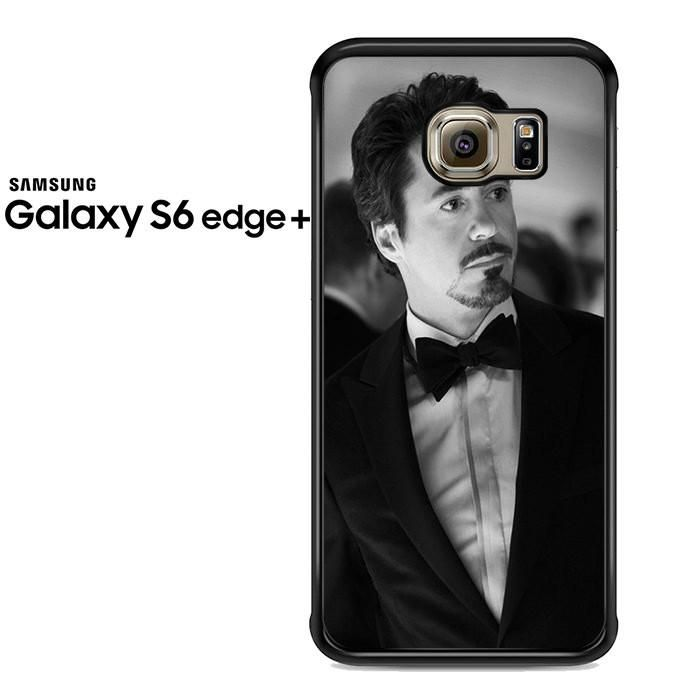 Anthony Edward Stark Samsung Galaxy S6 Edge Plus Case