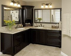 1000 Ideas About Corner Bathroom Vanity On Pinterest Corner Vanity Bathroom Vanities And