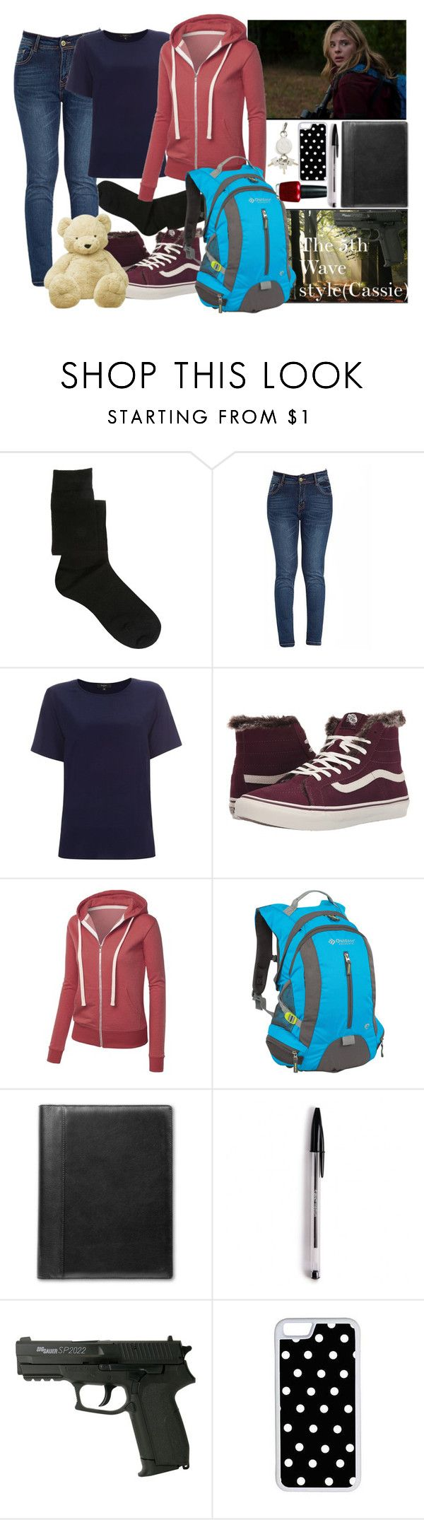 """""""The 5th Wave - Cassie Sullivan Style"""" by victoriaaili ❤ liked on Polyvore featuring ASOS, Paul Smith, Vans, CellPowerCases, OPI, Alexander Wang, modern, women's clothing, women and female"""