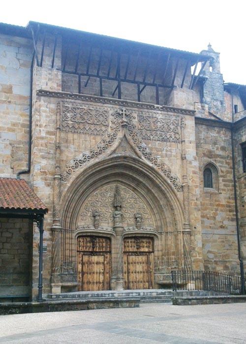 Iglesia Santa María de Güeñes