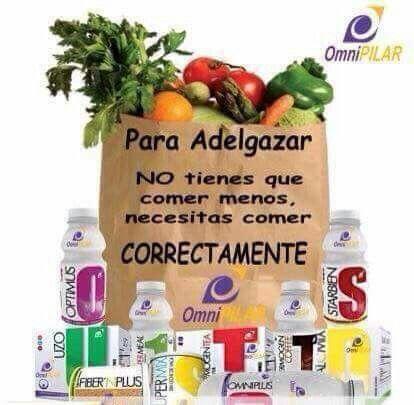 Sin dietas!! Nutrición total!!