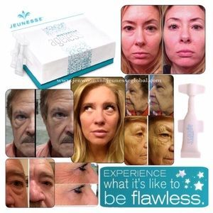 Instantly #Ageless™ revives the skin and minimizes the appearance of fine lines and pores for a #flawless finish. Amazing!  #antiaging #skincare #jeunesse