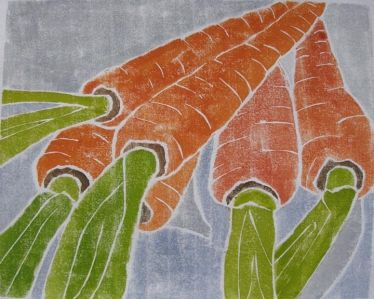 White Line Woodcuts - Amy McGregor-Radin