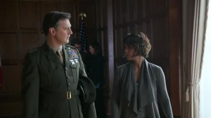 Extant Series 2 with David Morrissey making his first appearance and the ever supremely beautiful Halle Berry.