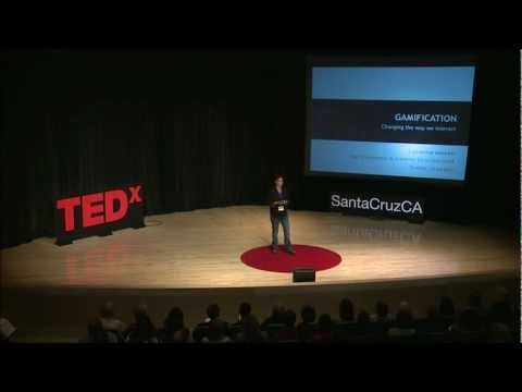 TEDxSantaCruz: Catherine Aurelio - Gamification. Nice introduction to the concept.