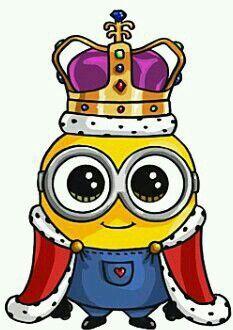 Koning minion