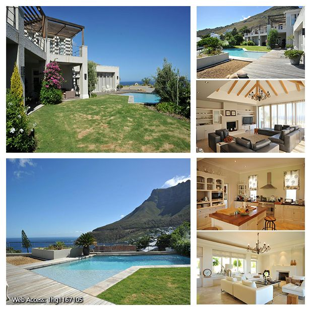 #PicOfTheDay: This home from our Signature Property Collection is located in gorgeous Llandudno, Cape Town! Spacious, fabulous location and incredible sea views, what more could you need?