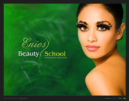 Enios Beauty Flash Templates by Delta