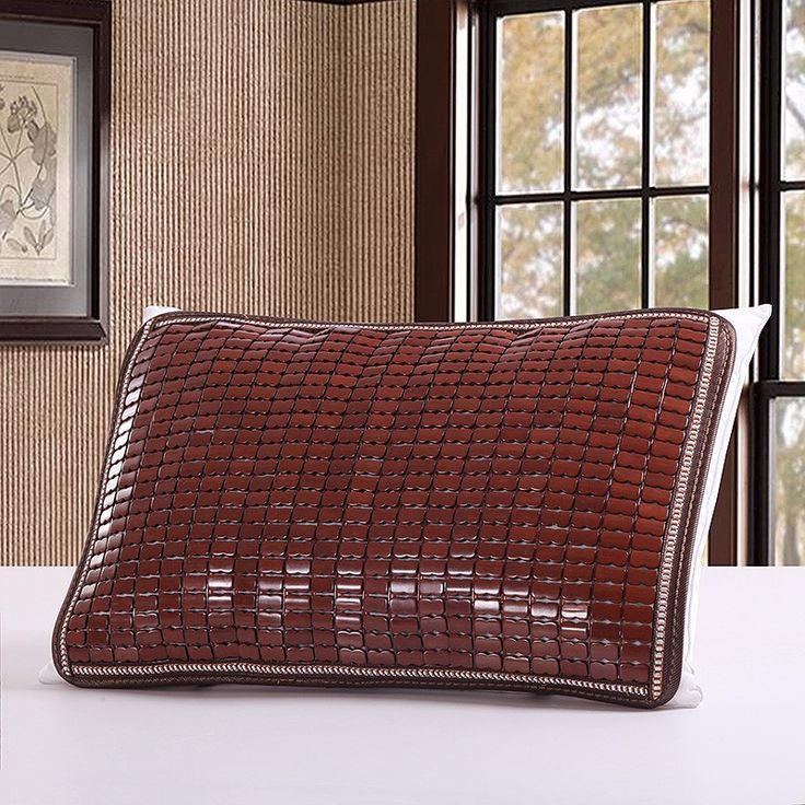 Summer cooling pillow cover bamboo ware pillow case