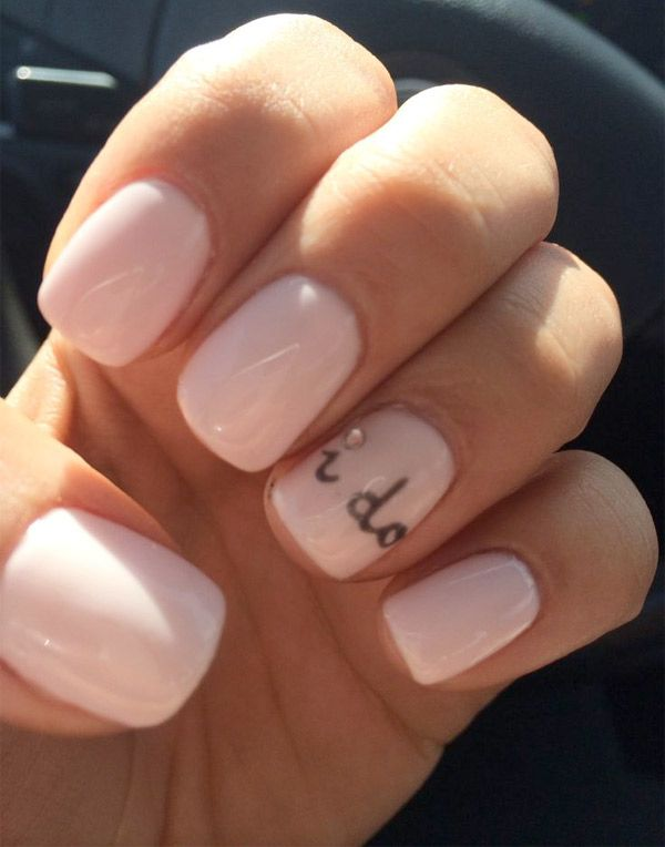 2014 best nails images on pinterest nail designs and nail art i do nail art for bride on wedding day brides of adelaide prinsesfo Images