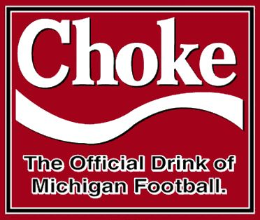 The Official Drink of Michigan Football!