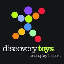 Discovery Toys great products and an awesome company. babies, toddlers, kids, teens and adults. the whole family.