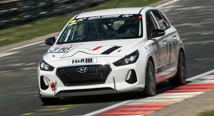 Hyundai To Test i30 N Hot Hatch On Nürburgring 24H Race