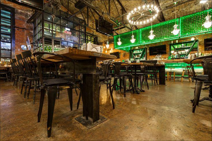 Blacksmith Irish pub. Moscow, Russia. Design by G-sign