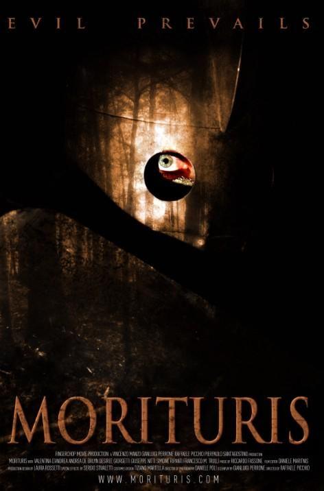 """""""La Commissione ritiene la pellicola un saggio di perversività e sadismo gratuiti"""" Morituris (2011) di Raffaele Picchio, l'ultimo film proibito dalla censura. Per saperne di più: Visioni proibite - i film vietati dalla censura italiana (dal 1969 a oggi), ed. Lindau, gennaio 2015"""