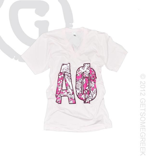 66 best images about sorority shirts on pinterest chi for Order screen printed shirts