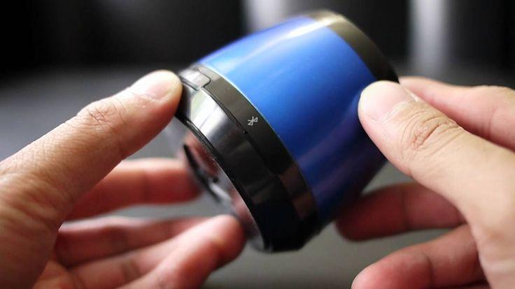HMDX Jam Bluetooth Wireless Speaker hands-on