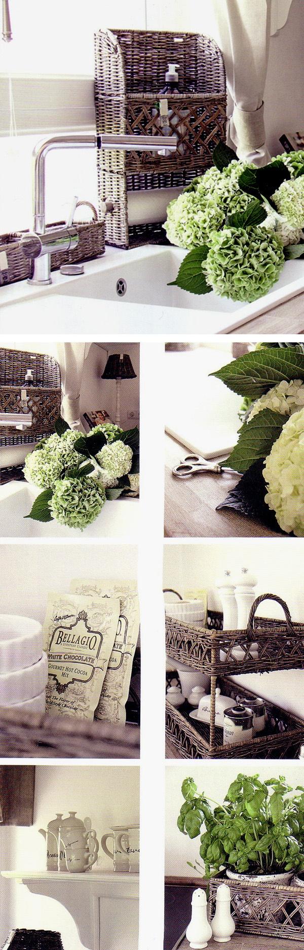 "Relating to the kitchen sink (from the book ""Belle Blanc"" by Mirjana Schnepf Bianca Aurich)"