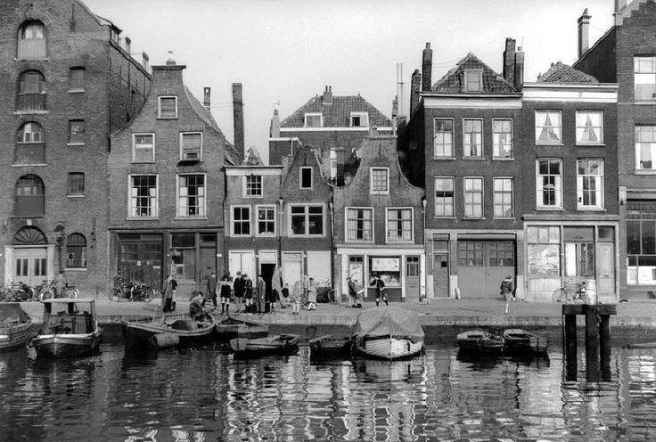 Historisch Delfshaven, 1955.