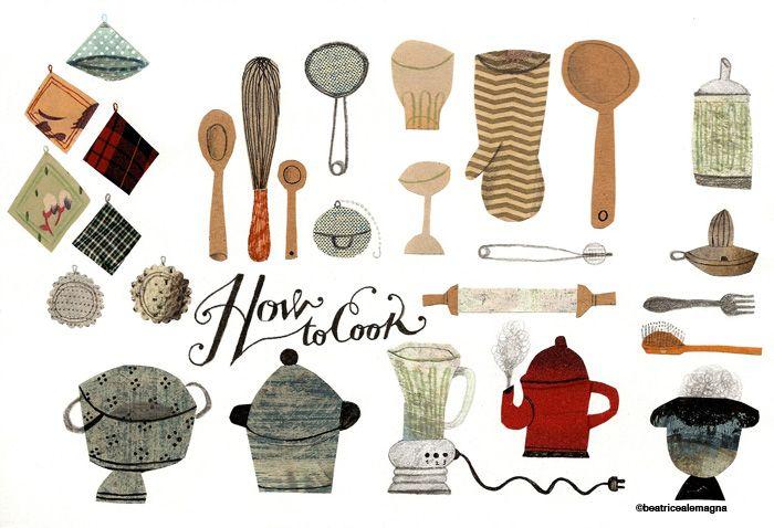 Útiles cocina