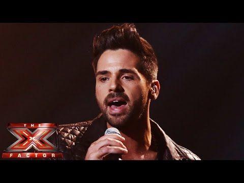 Ben Haenow sings Ed Sheeran's Thinking Out Loud | Live Week 8 | The X Factor UK 2014 - YouTube