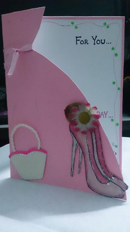 Birthday Card for a Girl...1