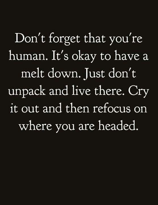 important reminder.