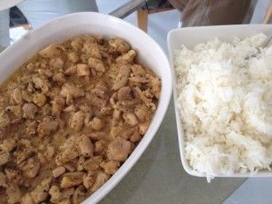 Thai Satay Chicken