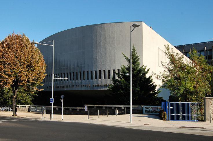 Université Blaise Pascal, site Gergovia (Clermont-Ferrand), France.  www.univ-bpclermont.fr