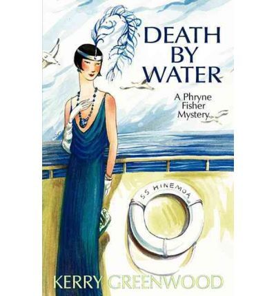 Death By Water - 15th book in the series