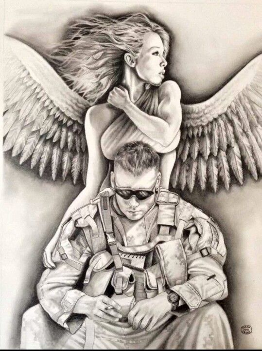 My next half sleeve tattoo but the guy will be a police officer