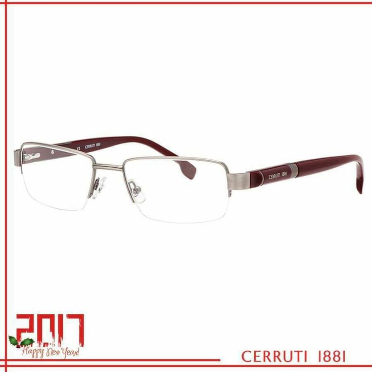 Brings a different perspective to luxury with classic lines Cerruti Eyewear continues to make a difference with elegance design 😎🤓