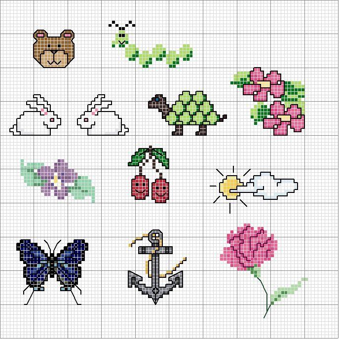 more cute minis - especially like the bear