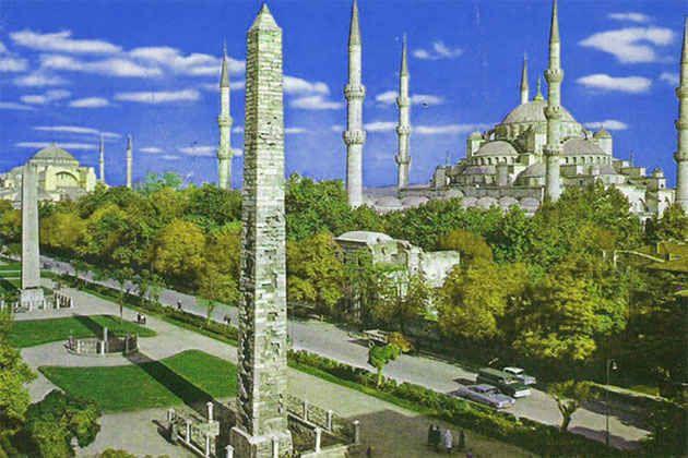 Paket Umroh Plus Turki $ 2500 15 Hari