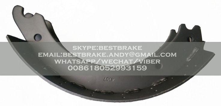 https://flic.kr/p/WYbR4j | 4707-6 | International brake shoe 4707