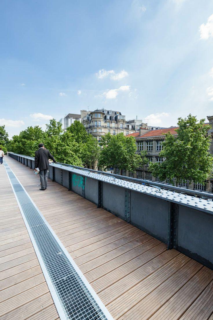 Viaduc des arts © 11h45