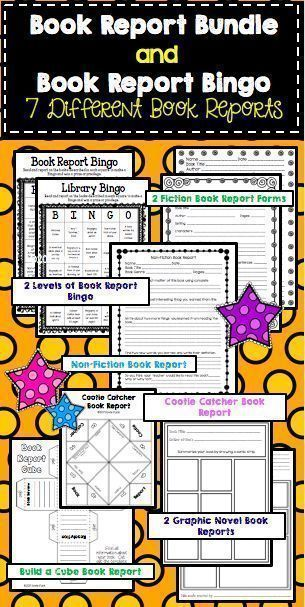 The 25+ best Book report templates ideas on Pinterest Book - biography template