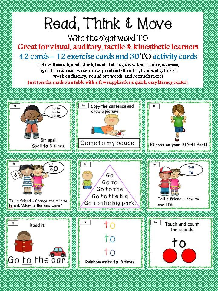 12 Ways to Teach Your Visual Learner
