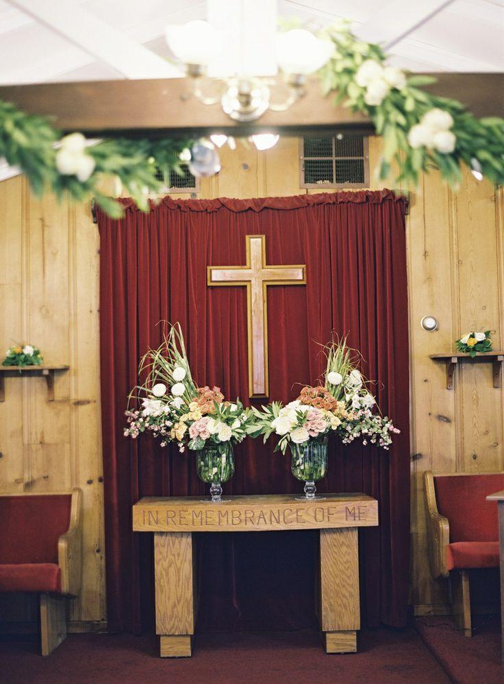 Simple Church Ceremony Caroline Tran Photographer LVL