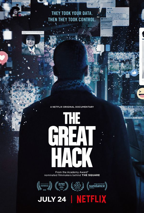 The Great Hack Download Or Stream Available Documentaries Netflix Documentaries Documentary Now