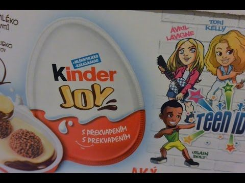 Tori Kelly Kinder Joy Hračka